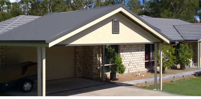 We can repair your carport ceiling